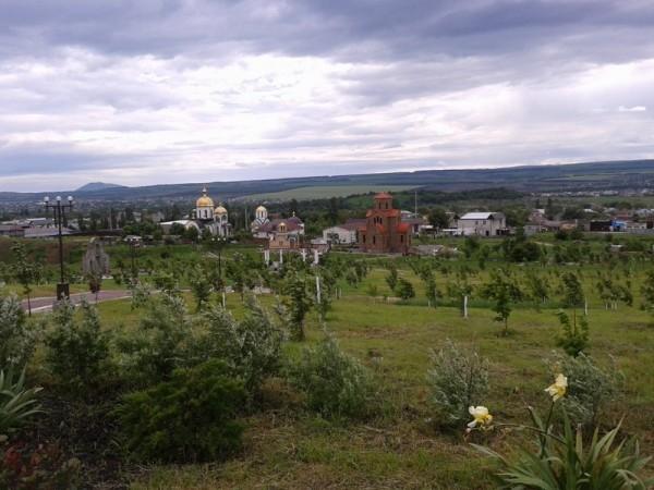 Петро-Павловский приход. Храмы