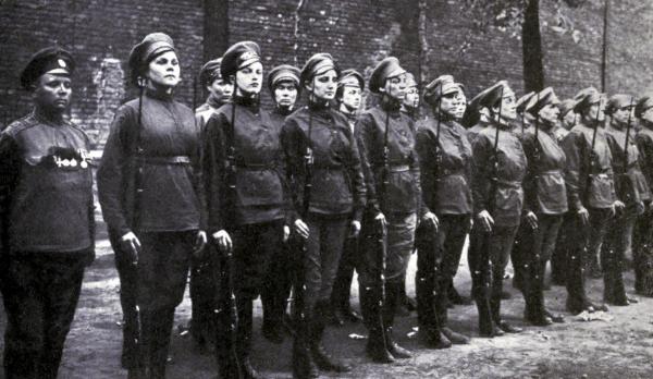 Женский «батальон смерти»