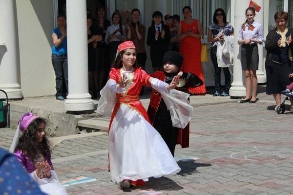 День победы в Петро-Павловском приходе (фото прихода)