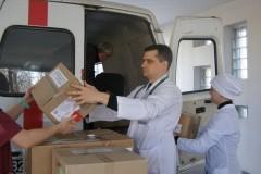 Благотворительный фонд «Предание» собрал помощь для пострадавших на Донбассе