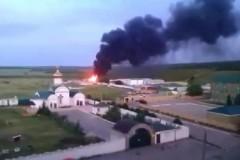 Кого поддерживают луганские священники? — рассказывает настоятель расстрелянного храма возле погранотряда на Мирном