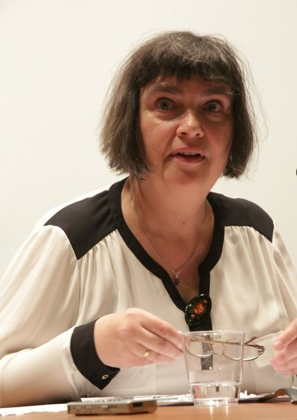 А.И.Шмаина-Великанова, доктор культурологии