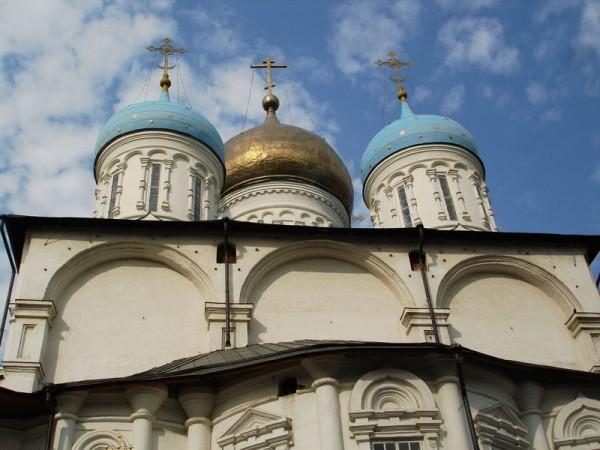 На подворье Новоспасского ставропигиального монастыря создадут центр помощи жертвам домашнего насилия