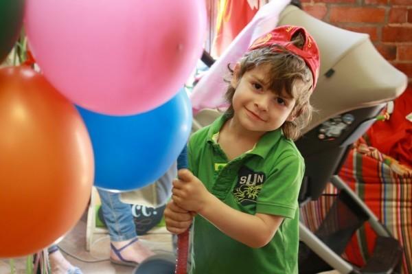 Благотворительный фонд провел квест для детей (+ФОТО)