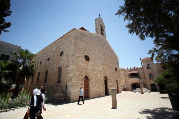 Храм св. вмч. Георгия в Мадабе