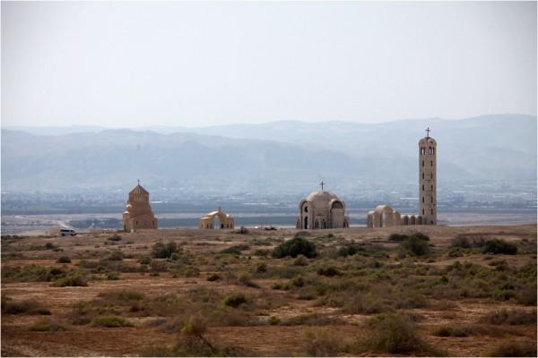 В долине Иордана с древности строят христианские храмы