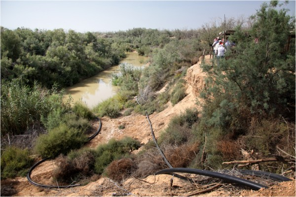 На берегу Иордана