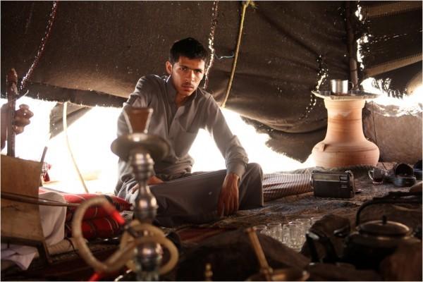 Молодой бедуин