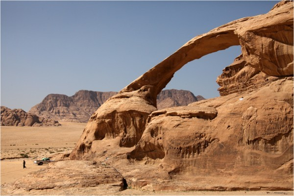 Марсианские пейзажи Вади-Рама