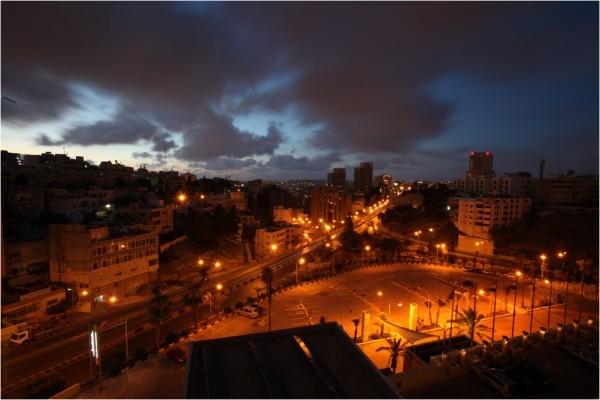 Амман, центральная часть города