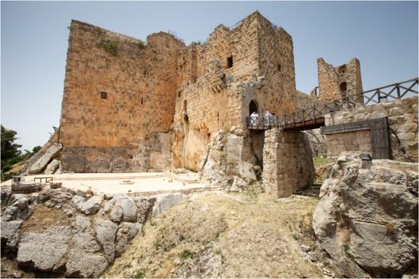 Замок в Аджлуне