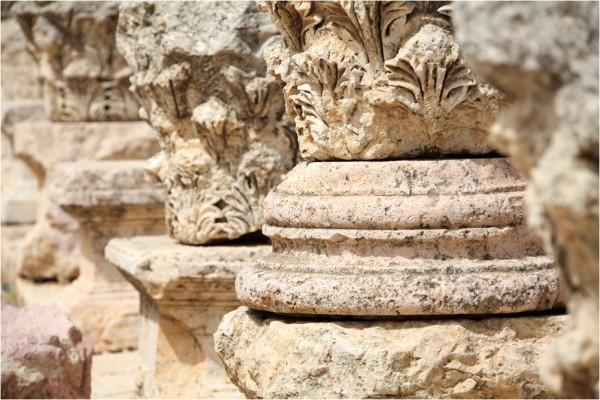 Древнюю Герасу строили выдающиеся архитекторы