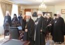 Синод Украинской Церкви предостерег священников от политики и пропаганды