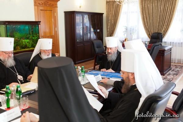 Синод Украинской Церкви благословил прославление новых местночтимых святых
