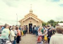 На фестивале славянского искусства возведут обыденный храм в честь Сергия Радонежского