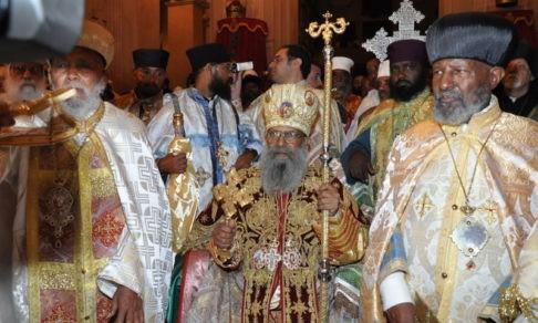 Древние Восточные Церкви. Эфиопская церковь