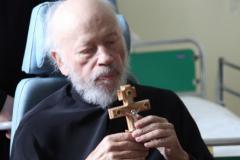 У митрополита Киевского Владимира открылось внутреннее кровотечение
