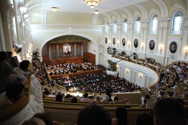 В Консерватории состоится благотворительный концерт