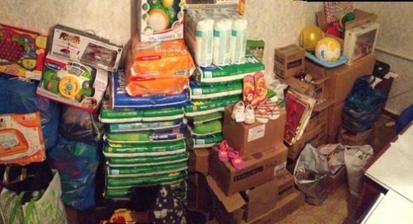Ростовская епархия продолжает собирать гуманитарную помощь для беженцев из Украины