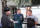 Новоспасский монастырь отправил вторую партию гуманитарного груза мирным жителям юго-востока Украины