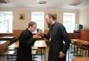 О культуре духовенства, о невестах семинаристов и монашестве — в интервью с ректором КДАиС митрополитом Антонием