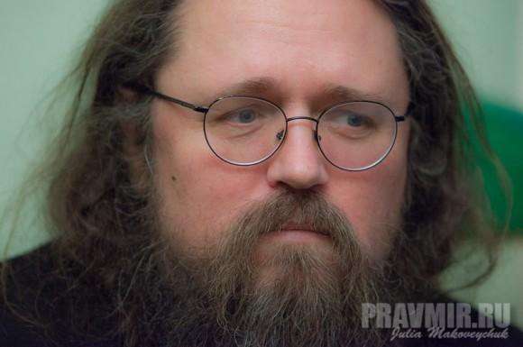 Протодиакон Андрей Кураев, фото: Юлия Маковейчук
