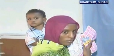 В Судане выпустили из тюрьмы приговоренную к смертной казни во время беременности христианку