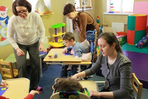 В России остро не хватает детских садов для детей-инвалидов