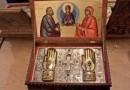 В Архангельскую область впервые принесут мощи родителей Пресвятой Богородицы