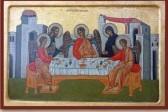 Святая Троица. Пятидесятница: иконы, фрески, мозаики (+80 изображений )