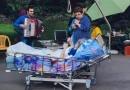 В московском хосписе прошел пикник в честь Дня медицинского работника