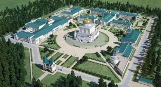 В Омской области построят Серафимо-Вырицкую обитель милосердия