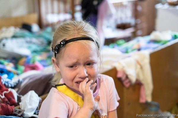 На границе войны. Как Ростовская область принимает беженцев (+ФОТО)