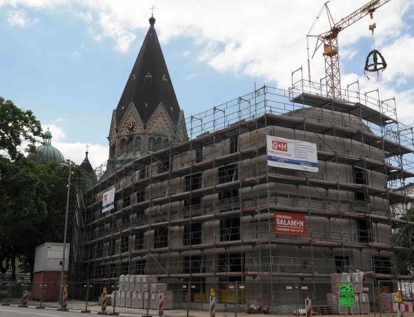 Община православного храма в Гамбурге строит «Дом Чайковского»