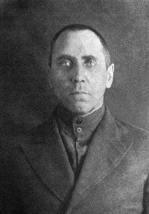 в тюрьме, 1937 год