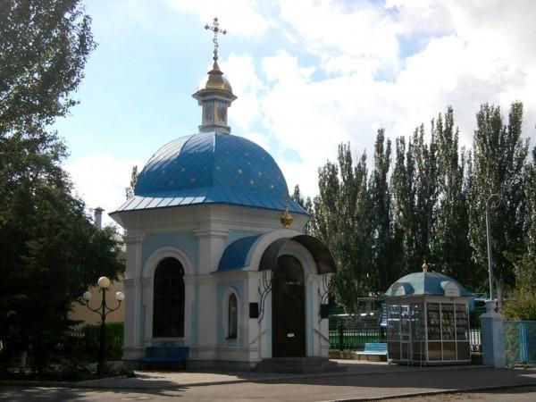 Храм Новомучеников Бердянских