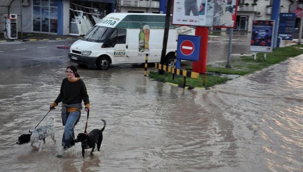 В Русской Церкви собрали 27 миллионов рублей для пострадавших от наводнения в Сербии