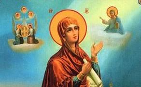 1 июля – память Боголюбской иконы Божией Матери