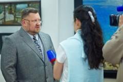 Отошел ко Господу народный художник России Павел Рыженко