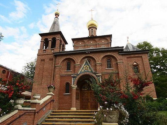 Православные Вашингтона собрали помощь для беженцев с Украины