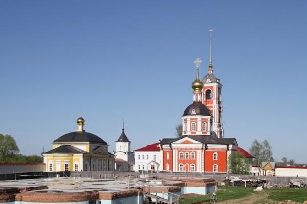 Свято-Троицкий Сергиев Варницкий монастырь