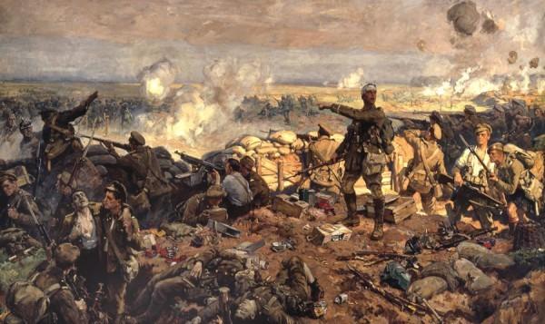 В Москве открывается международная выставка «Война, покончившая с миром»