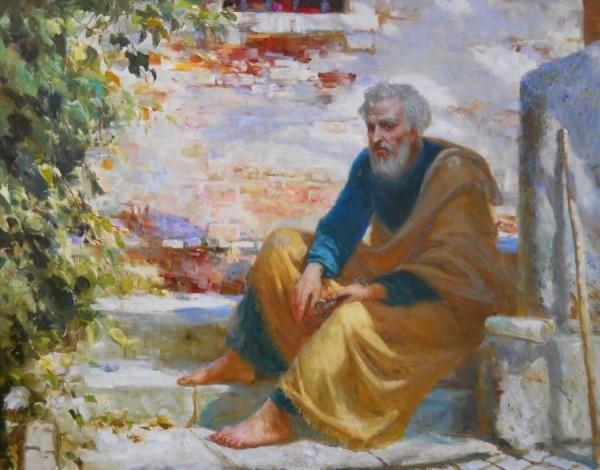 Комаров Н. Апостол Петр