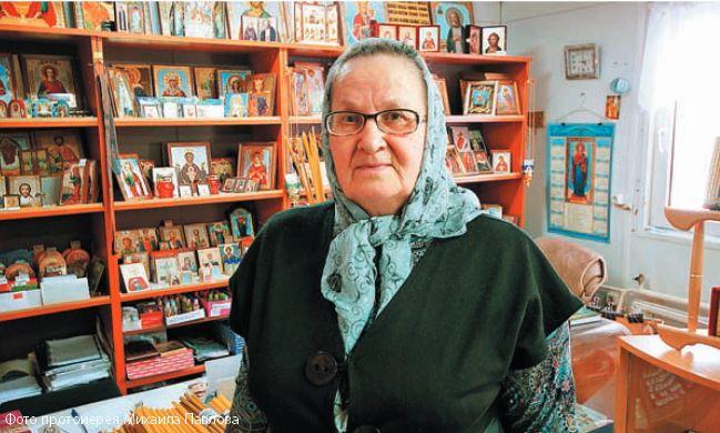 Женщина во главе прихода без священника, или о заслугах Галины Шигариной перед Отечеством