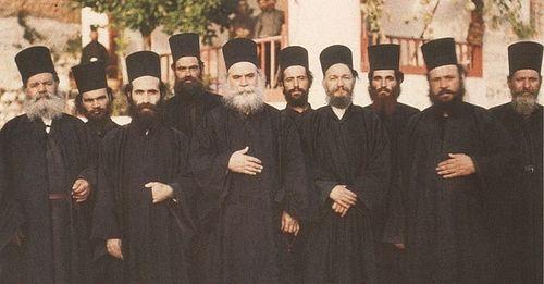 Евангельское монашество