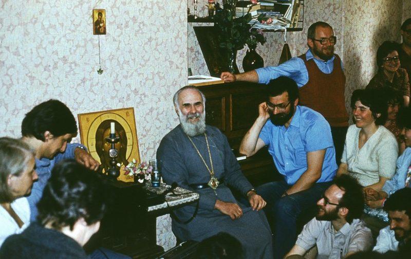 Митрополит Антоний Сурожский. Ответы во время московского «квартирника»