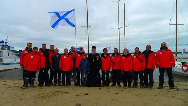 В рамках празднования 700-летия преподобного Сергия пройдет Морская арктическая экспедиция