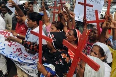 В Бангладеш толпа разграбила церковь