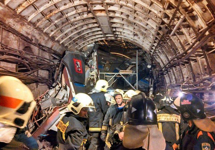 Я работал в первом вагоне… — спасатель МЧС о катастрофе в метро, космосе и буднях