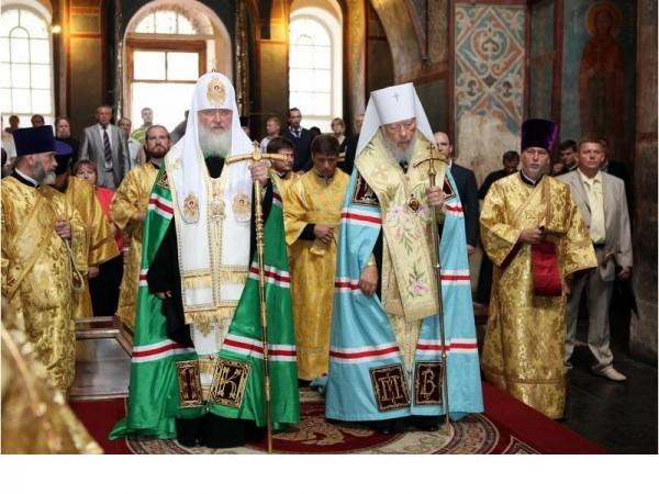 Протодиакон Андрей Кураев: Патриарх Кирилл не поехал в Киев, чтобы не мешать выборам